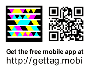 Contact QR and MicroSoft Tag